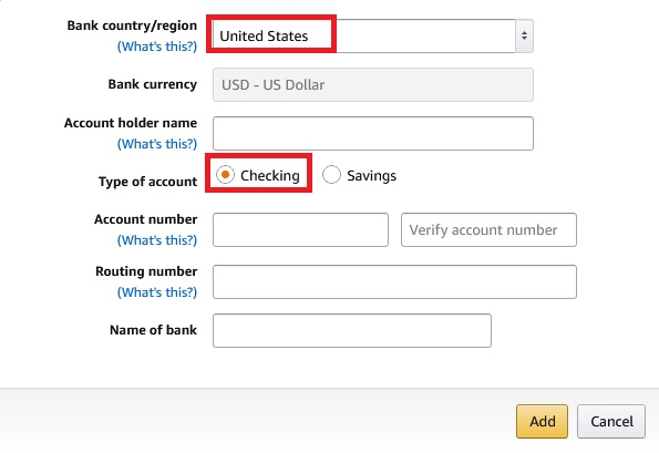 Getting Amazon Payments Using Payoneer As Us Bank Account