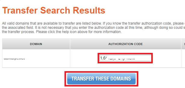 How To Initiate Domain Name Transfer From GoDaddy To NameSilo