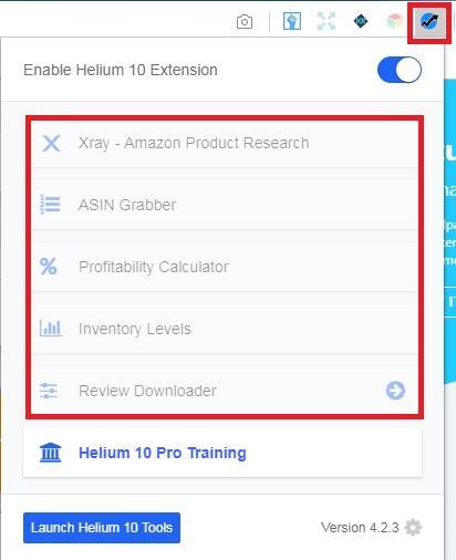 详细教程步骤:如何一步步下载安装和激活Helium 10 Chrome 插件