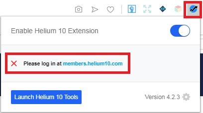 Helium 10 Chrome扩展程序-详细教程步骤:如何一步步下载安装和激活Helium 10 Chrome 插件