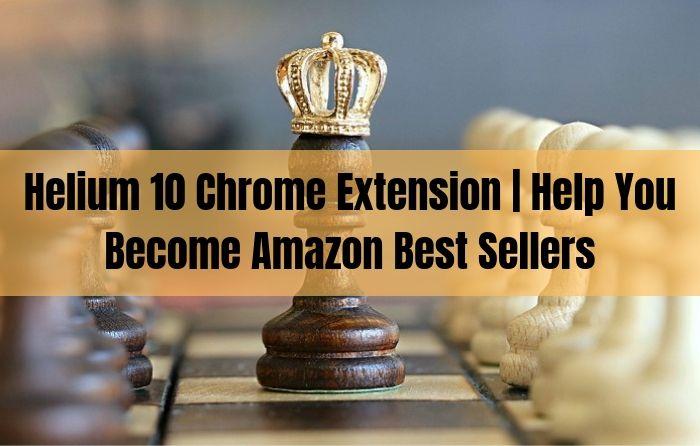 amazon best seller chrome extension